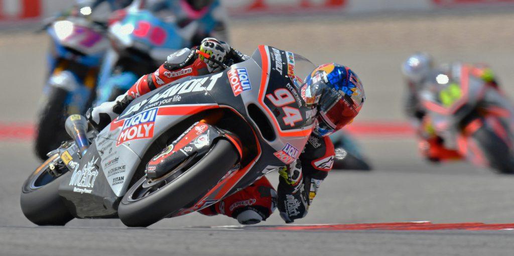 Liqui Moly y las carreras de motocicletas