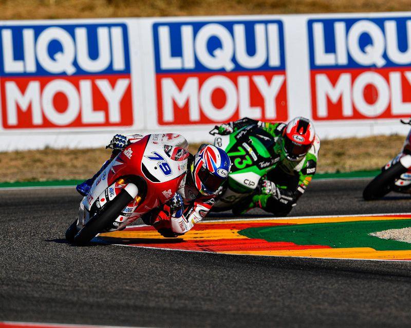 Moto GP en Alemania