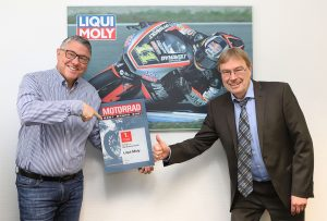 LIQUI MOLY – nueve medios, diez títulos, una marca